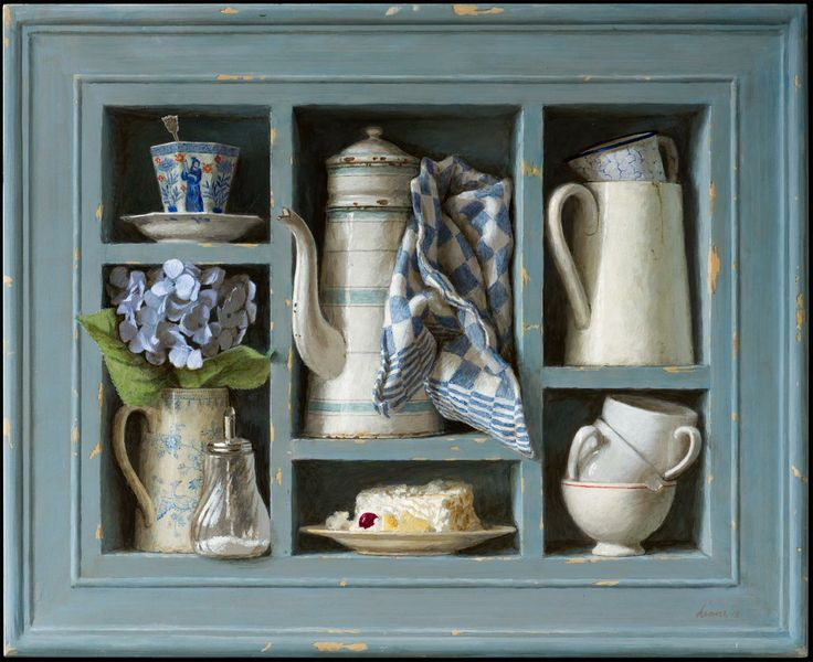 Kenne Gregoire paintings