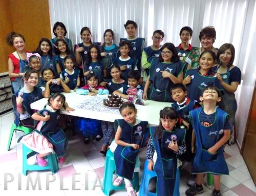 30 Cumpleaños de Pimpleia (parte 2)
