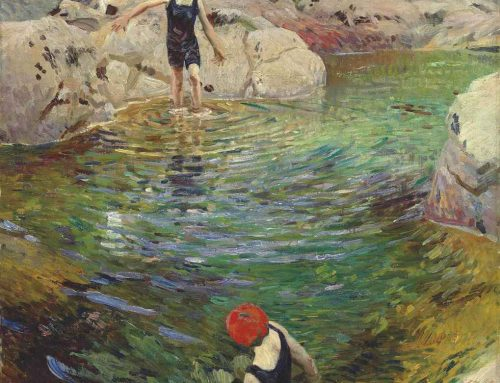La pintura impresionista de Laura Knight