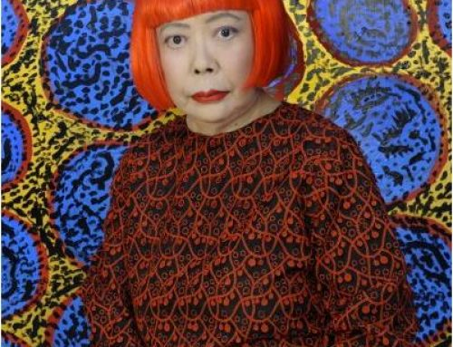 Yayoi Kusama y los Pimpleios